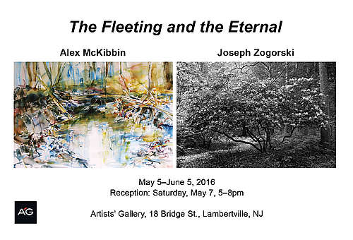 The Fleeting and the Eternal @ Artists' Gallery | Lambertville | New Jersey | United States