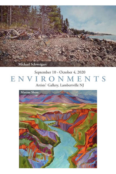 Environments: Michael Schweigart and Maxine Shore